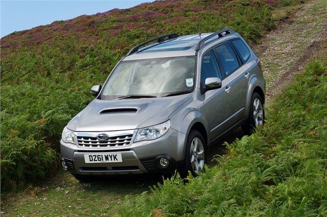 Review: Subaru Forester (2008 – 2013)   Honest John