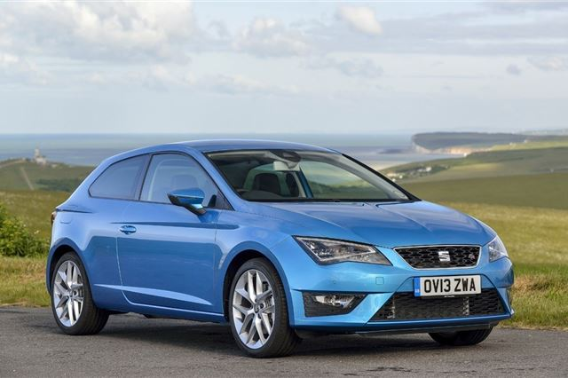 Seat Leon from First Vehicle Leasing