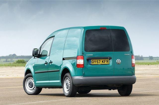 Hedendaags Volkswagen Caddy 2004 - Car Review | Honest John BX-37