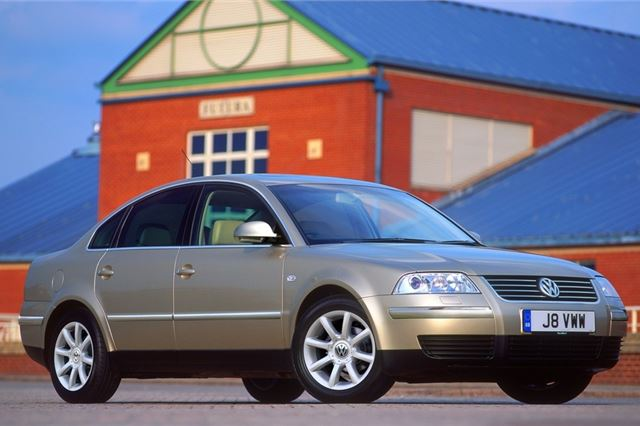 2001 passat review