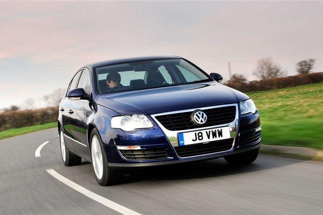 Volkswagen Passat 2005 - Car Review | Honest John