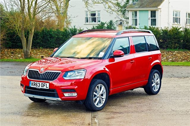 Skoda Yeti 2009 - Car Review - Good & Bad | Honest John