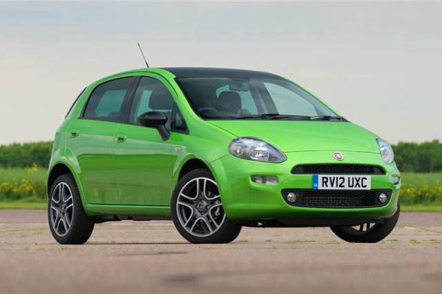 FIAT Punto 2010 - Car Review | Honest John
