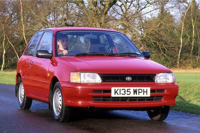 Toyota Starlet 1990 - Car Review | Honest John