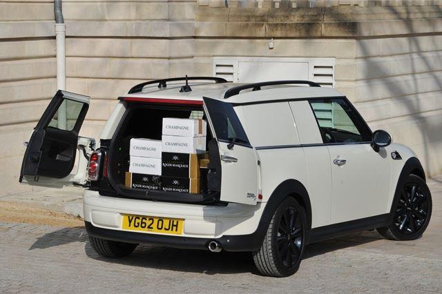 Mini Clubvan 2012 Van Review Honest John