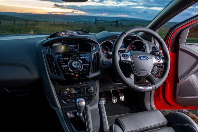 Ford Focus St 2012 Car Review Interior Honest John