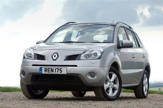 Renault Koleos 2008 Car Review Honest John