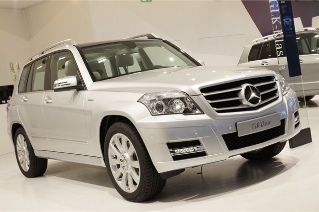 Mercedes Benz Glk 2009 Car Review Honest John