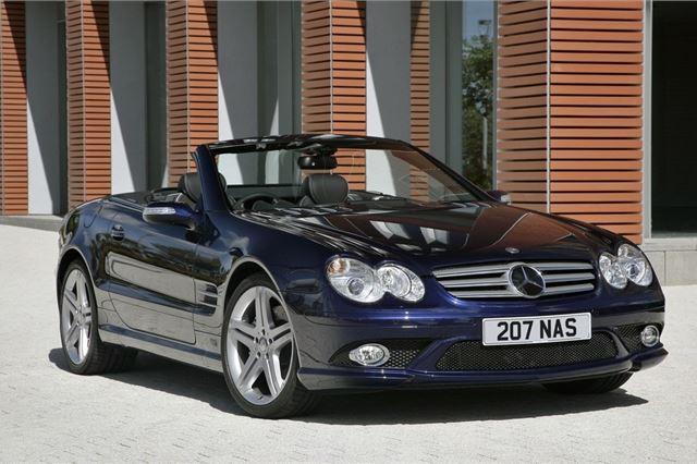 Mercedes-Benz SL-Class 2002 - Car Review - Good & Bad
