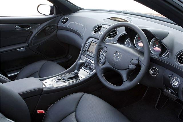 Mercedes-Benz SL-Class 2002 - Car Review | Honest John
