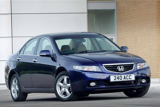 Review: Honda Accord (2003 - 2008) | Honest John