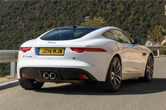 F Type Coupe >> Jaguar F Type Coupe 2014 Car Review Honest John
