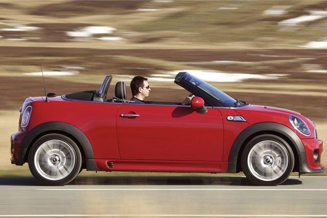 Mini Roadster 2012 Car Review Honest John