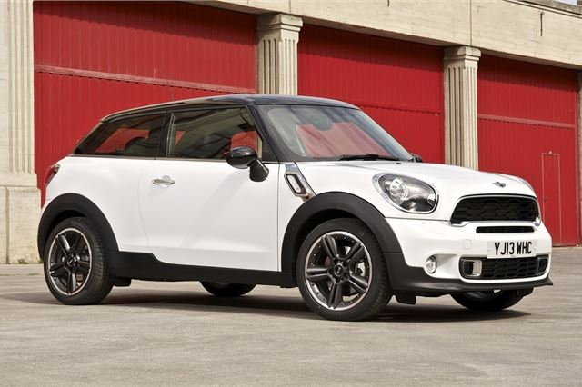mini cooper paceman 2015 review