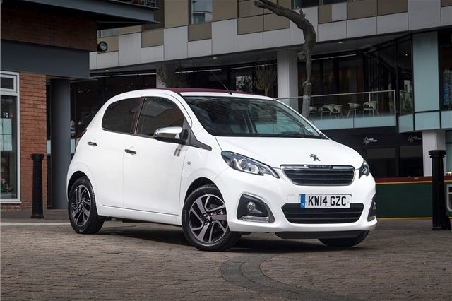 How Much Does It Cost To Register A Car >> Review: Peugeot 108 (2014) | Honest John