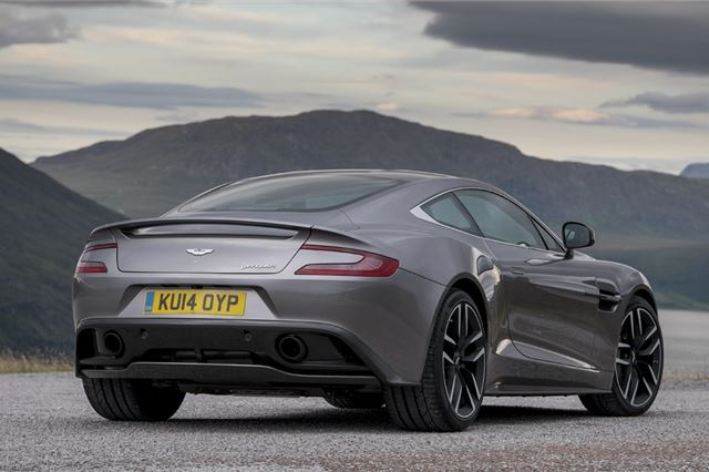 Review: Aston Martin Vanquish (2012) | Honest John
