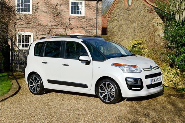 Citroen C3 Picasso 2009 Car Review Good Bad Honest John