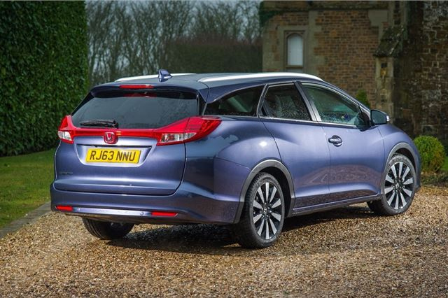 Honda Civic Tourer >> Review Honda Civic Tourer 2014 2017 Honest John