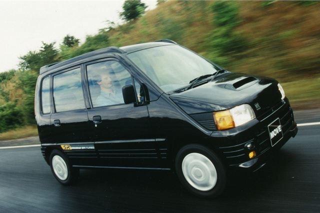 Daihatsu Move 1997 - Car Review | Honest John