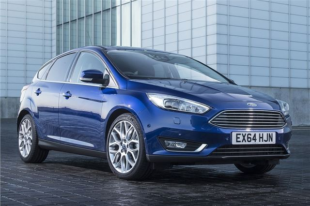 Ford Focus 2014 2018