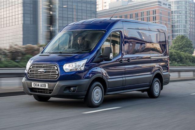 adad560d66 Ford Transit 2014 - Van Review