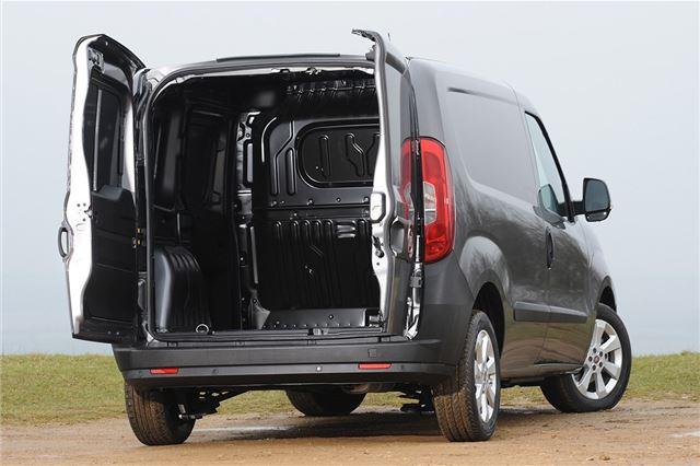 Fiat Doblo Cargo 2010 Van Review Honest John