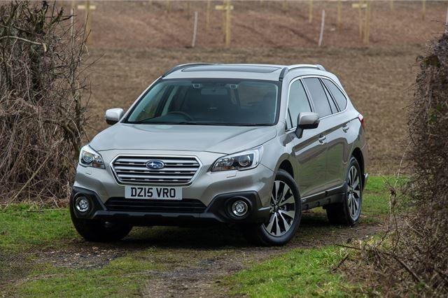 Subaru Outback 2014 - Car Review   Honest John
