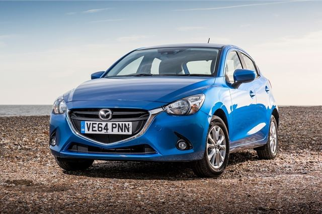 mazda 2 2015 - car review - model history | honest john