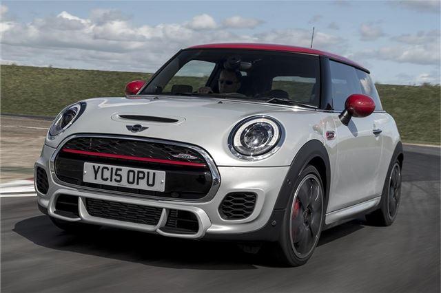 Mini John Cooper Works 2015 Car Review Honest John