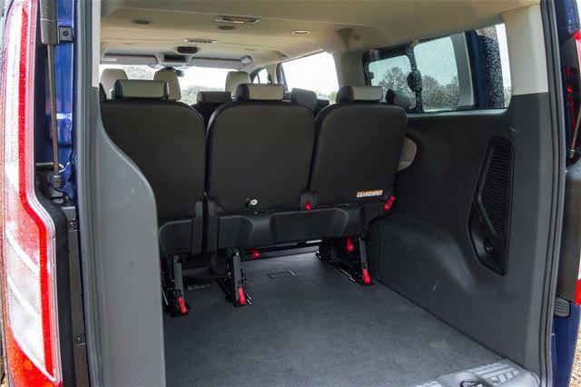 Ford Tourneo Custom 2013 - Van Review | Honest John