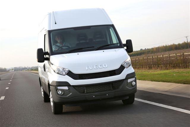 Iveco Daily 2014 - Van Review | Honest John