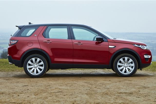 Land Rover Discovery Sport 2015 - Car Review - Good & Bad