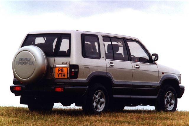 Isuzu Trooper 1992 - Car Review | Honest John