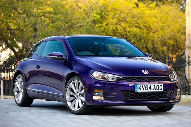 Volkswagen Scirocco 2008 Car Review Honest John