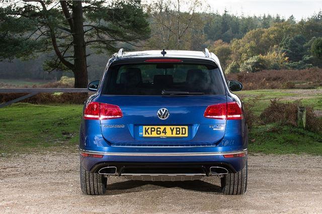 Volkswagen Touareg 2010 - Car Review - Good & Bad   Honest John