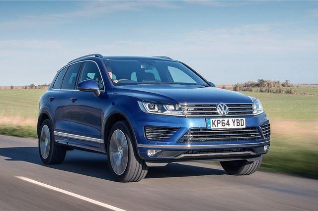 2019 VW Touareg: Larger, Lighter, Smarter, Agiler >> Review Volkswagen Touareg 2010 2018 Honest John
