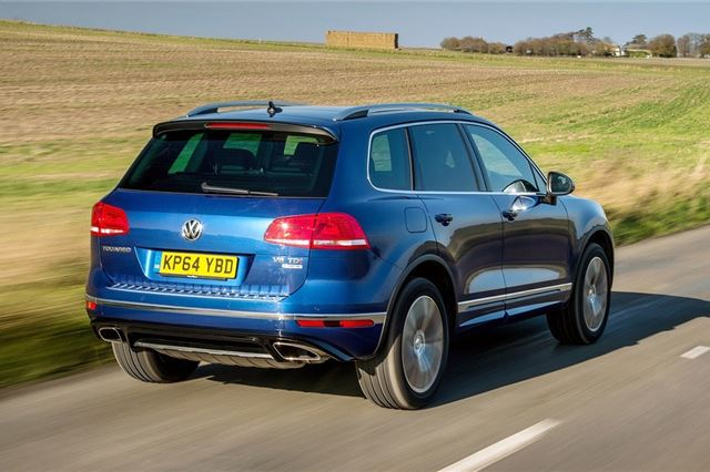 Volkswagen Touareg 2010 - Car Review - Good & Bad | Honest John