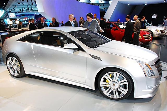 Cadillac Cts Coupe 2009 Car Review Honest John