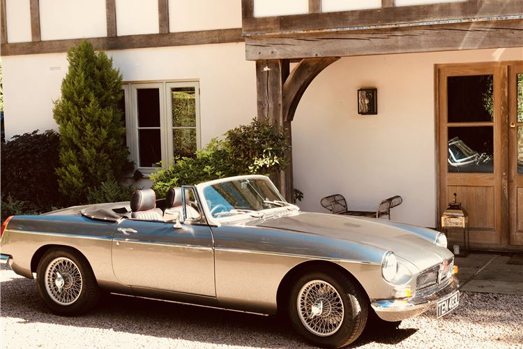 Mg Mgb Classic Cars For Sale Honest John