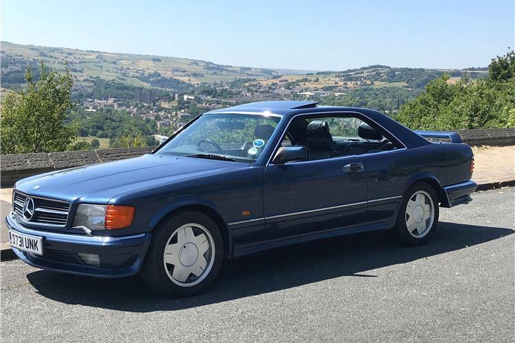 Mercedes Benz Sec Classic Cars For Sale Honest John