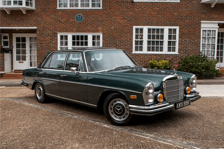 Mercedes Benz 1972 Classic Cars For Sale Honest John