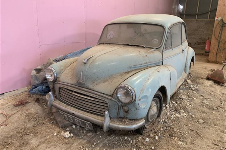 Morris Minor Classic Cars For Sale Honest John