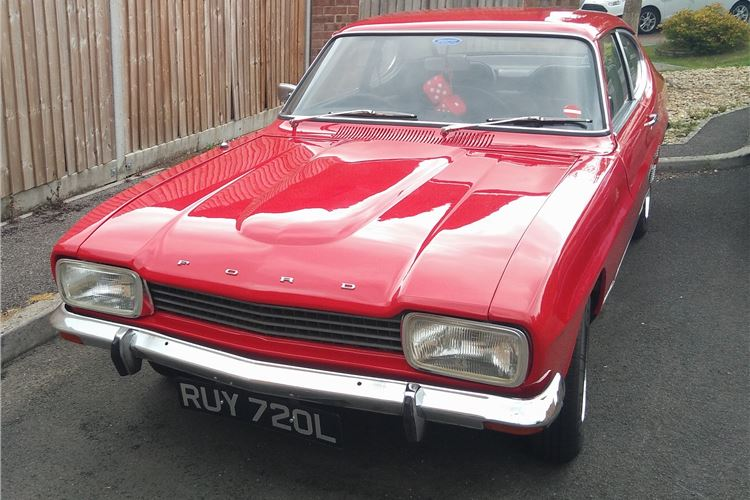 Ford Capri Classic Cars For Sale Honest John