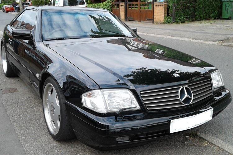 69 Mercedes Benz Convertible Classic Cars For Sale Honest John