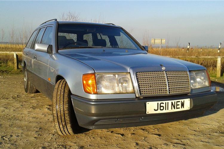 9 Mercedes-Benz W124 1990s Estate Classic Cars For Sale Classic Cars