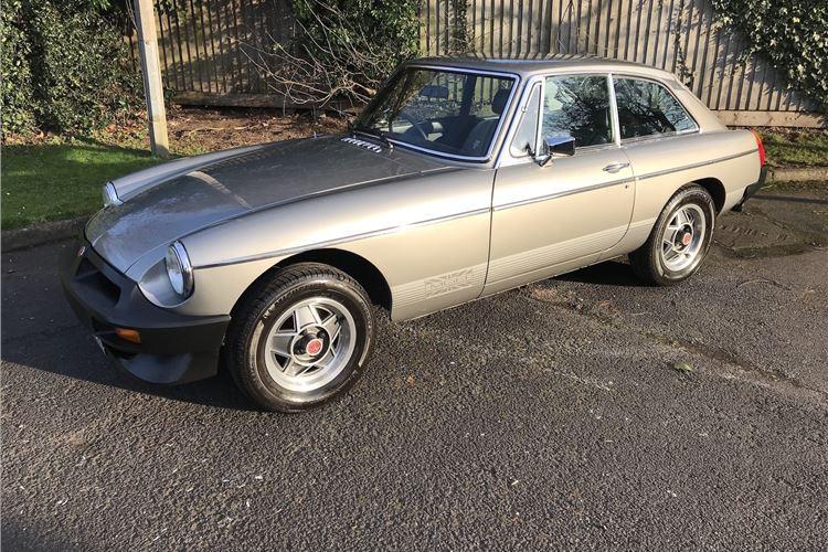 MG MGB LE Classic Cars For Sale | Honest John