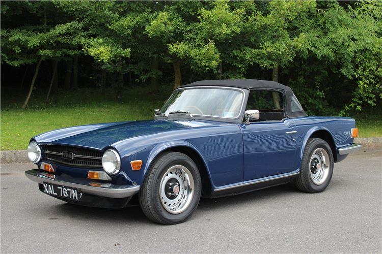 Triumph Tr6 Classic Cars For Sale Honest John