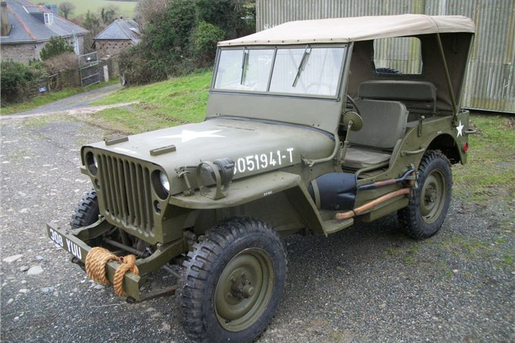 Jeep Willys Classic Cars For Sale | Honest John