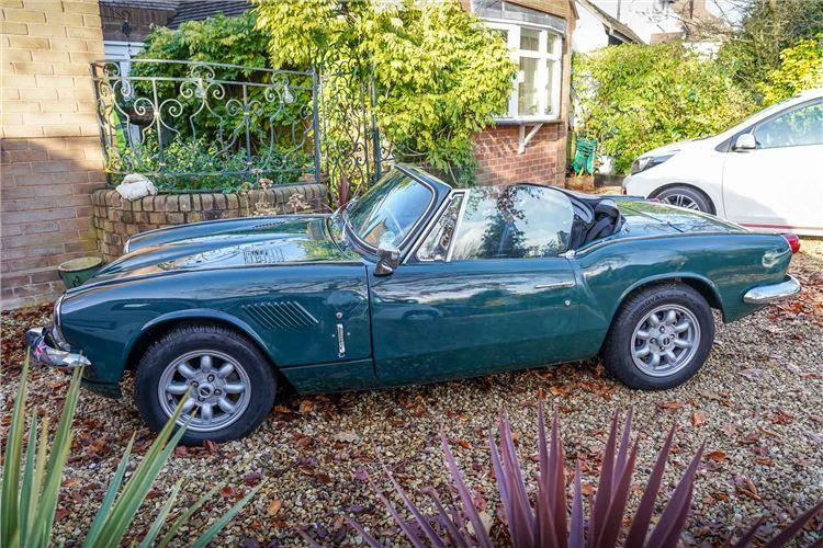 Triumph Gt6 Classic Cars For Sale Honest John