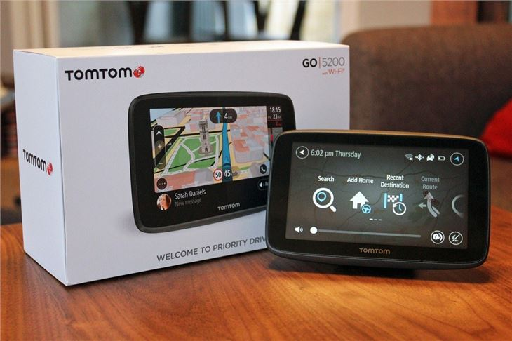 Review: TomTom Go 5200 sat nav | Product Reviews | Honest John